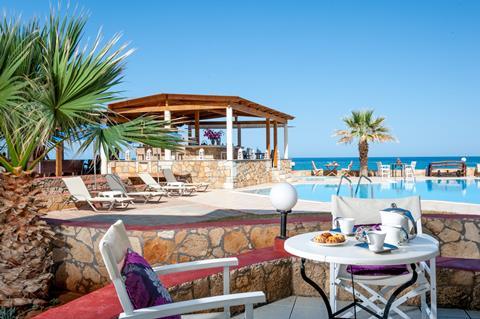 La Playa Beach Griekenland Kreta Malia sfeerfoto 1