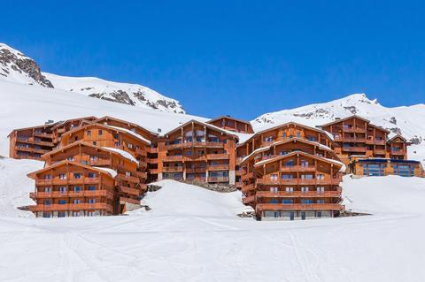 Goedkope skivakantie Franse Alpen ⛷️Les Balcons De Val Thorens