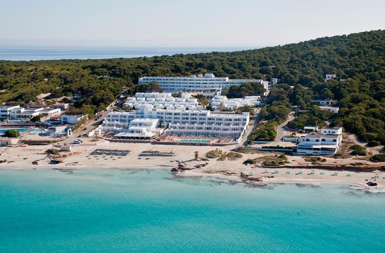 Badkamer Op Formentera : Riu la mola hotel playa migjorn spanje tui