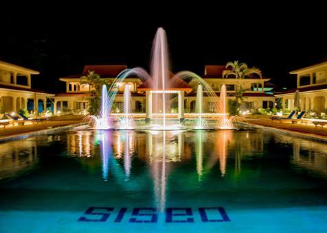 The Oasis Hotel Seychellen Praslin Grand Anse sfeerfoto 1