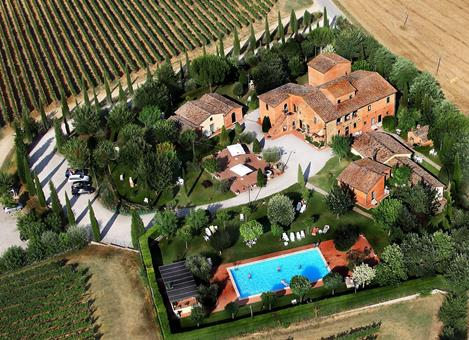 Montepulciano Country Resort Italië Toscane Montepulciano sfeerfoto 4