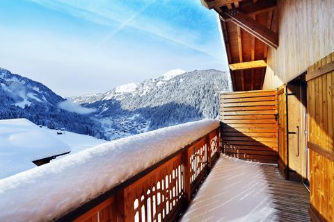 TOP DEAL wintersport Franse Alpen ⛷️Le Grand Ermitage