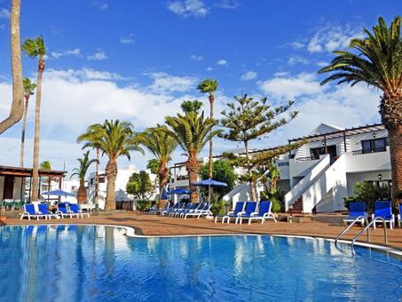 Fayna & Flamingo Spanje Canarische Eilanden Puerto del Carmen sfeerfoto 1