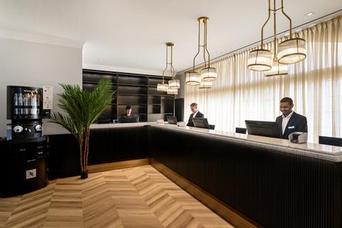 Goedkope stedentrip Brussel - The President Hotel