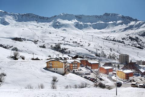 TOP DEAL skivakantie Franse Alpen ⛷️Odalys Les Balcons du Soleil