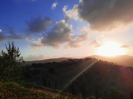 Tenuta di Artimino Italië Toscane Artimino sfeerfoto 1