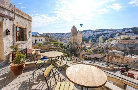 8-daagse rondreis Cappadocië