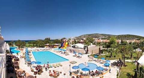 Batihan Beach Resort Turkije Noord-Egeïsche Kust Kusadasi sfeerfoto 3