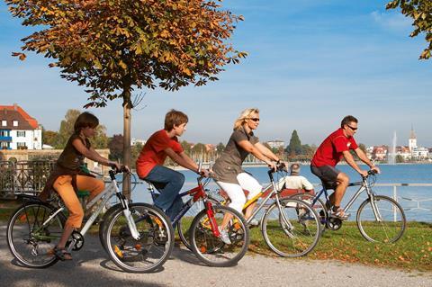 8-daagse fietsreis Bodensee