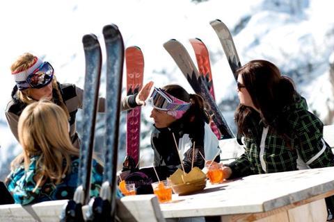 TIP wintersport Dolomieten ⛷️Schloss Dolomiti