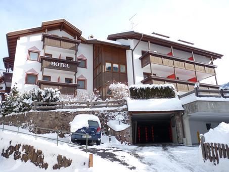 Goedkoop op skivakantie Dolomieten ⛷️Garni Fortuna