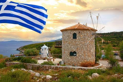 8-daagse fly-drive Zakynthos & Peloponnesos