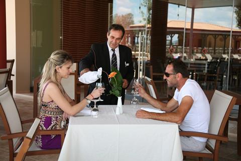 Apollonion Asterias Resort & Spa Griekenland Kefalonia Lixouri sfeerfoto 2