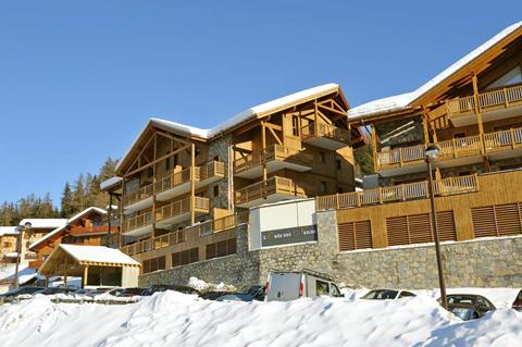 residence cgh l'oree des neiges