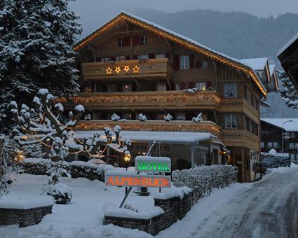 Fantastische wintersport Berner Oberland ⛷️Alpenblick und Chalets