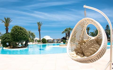 Sentido Bellevue Park Tunesië Golf van Hammamet Port el Kantaoui sfeerfoto 2