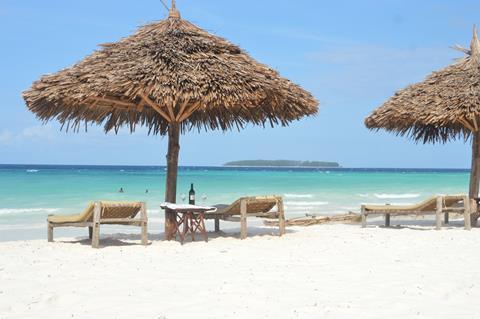 Sunshine Marine Lodge Tanzania Zanzibar Muyuni Beach sfeerfoto 2