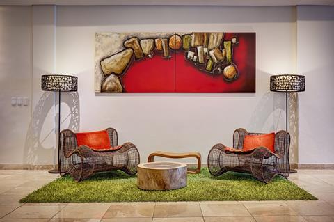 Holiday Inn Cape Town Zuid-Afrika Westkaap Kaapstad sfeerfoto 3