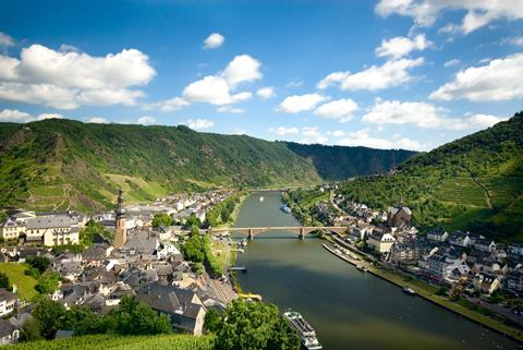 7-daagse Vakantie naar 7 daagse riviercruise Rijn & Moezel tot Zell in