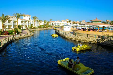 Goedkope zonvakantie Hurghada 🏝️Dana Beach Resort