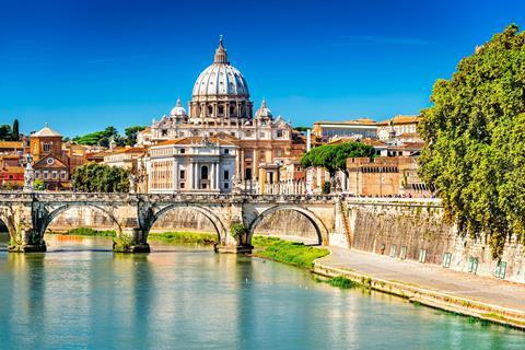 5-daagse stedentrip Rome Totaal