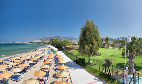 Batihan Beach Resort Turkije Noord-Egeïsche Kust Kusadasi sfeerfoto 2