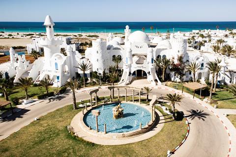 ROBINSON Club Djerba Bahiya Tunesië Djerba Midoun  sfeerfoto groot