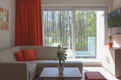 Goedkope vakantie Limburg 🚗️Holiday Suites Houthalen