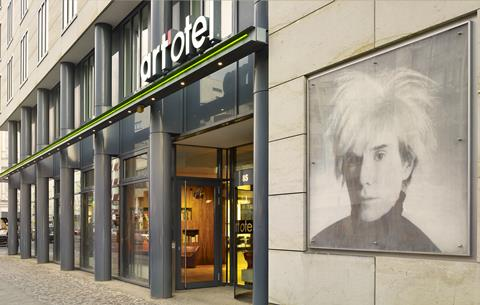 Art'otel berlin kudamm