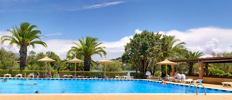 Helion Resort Griekenland Corfu Gouvia sfeerfoto 4