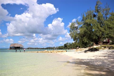 Zanzibar Bay Tanzania Zanzibar Marumbi sfeerfoto 1