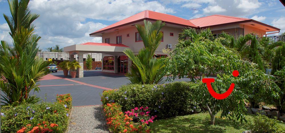 Het Bastion Hotel Appartementen Nieuw Amsterdam Suriname Tui
