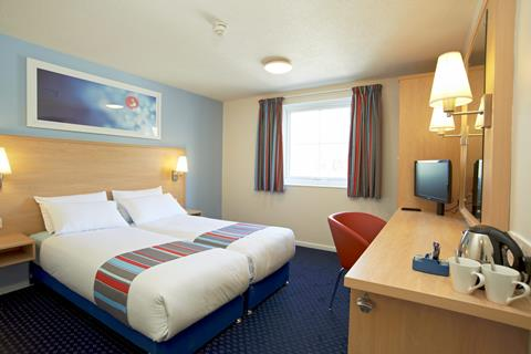Travelodge Edinburgh Central Waterloo Place