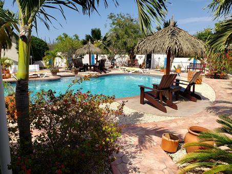 Last minute zonvakantie Aruba - Hacienda Wayaca