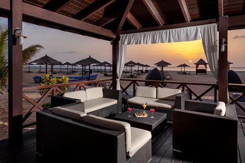Melia Tortuga Beach Resort & Spa Kaapverdië Sal Santa Maria sfeerfoto 4