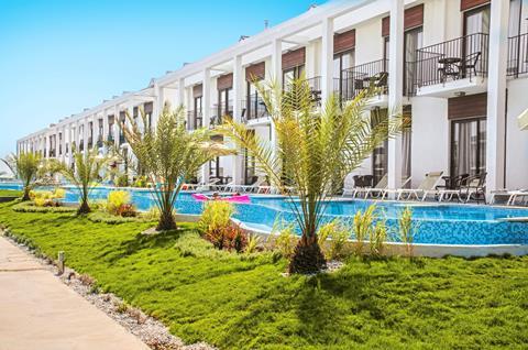 Jiva Beach Resort Turkije Lycische Kust Fethiye sfeerfoto 1