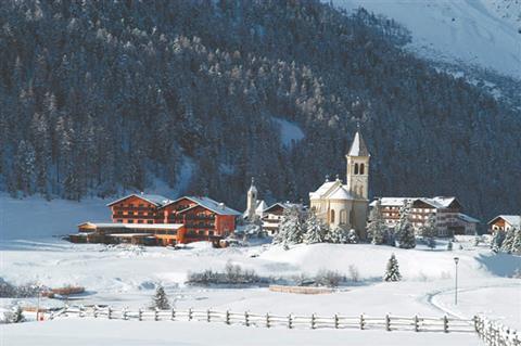 Goedkope skivakantie Dolomieten ⛷️Gourmet Parc Hotel
