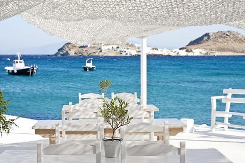 15-dgs combinatiereis Verrassend Cycladen 4* Griekenland   sfeerfoto 2