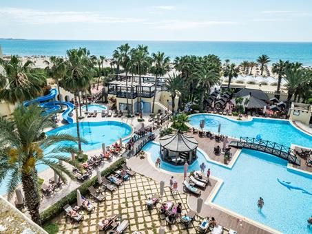 Le Paradis Palace Tunesië Golf van Hammamet Hammamet sfeerfoto 4