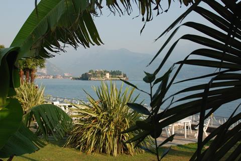 Regina Palace Italië Lago Maggiore Stresa sfeerfoto 4