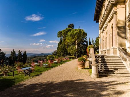 Villa Pitiana Italië Toscane Donnini sfeerfoto 3