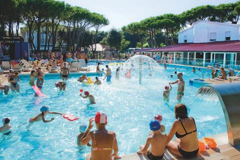 Jesolo Mare Family Camping Village - Happy Camp