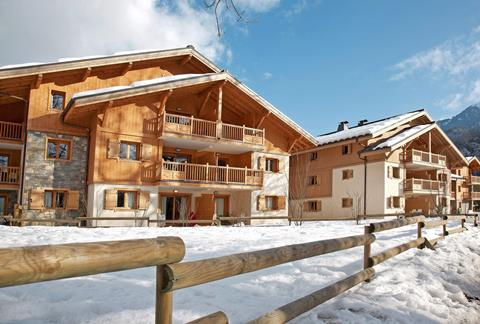 Wintersport Residence CGH La Reine des Pres in Samoens (Franse Alpen, Frankrijk)