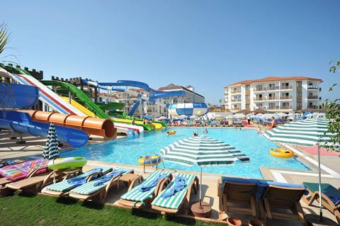 Eftalia Aqua Resort & Spa Turkije Turkse Rivièra Alanya sfeerfoto 2