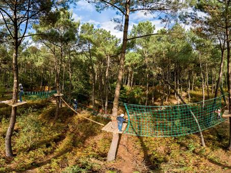 Goedkope autovakantie Poitou-Charentes 🚗️Center Parcs Le Bois aux Daims