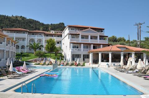 Windmill Hotel Griekenland Zakynthos Argassi sfeerfoto 2