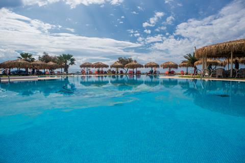 Plaza Beach Griekenland Cycladen Plaka sfeerfoto 4