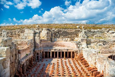 11 daagse fly drive Parels van Cyprus