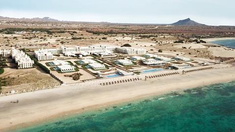 RIU Palace Boavista Kaapverdië Boa Vista Praia de Salines sfeerfoto 3