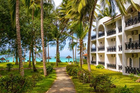 Diani Sea Resort Kenia Kust Diani Beach sfeerfoto 4